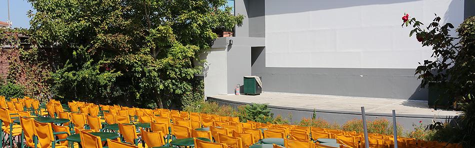 Θερινό cinema μύλου