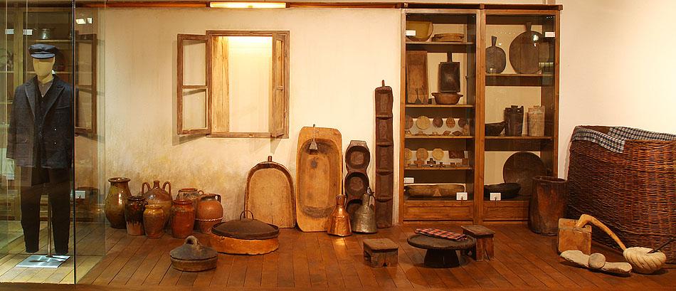 Ιστορικό - Λαογραφικό Μουσείο
